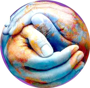 Denke Positiv: die Welt wird friedlicher